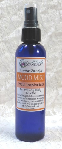 Aromatherapy Mood Mist - Click Image to Close