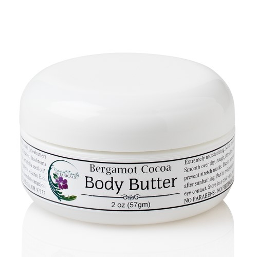 Bergamot Cocoa Body Butter