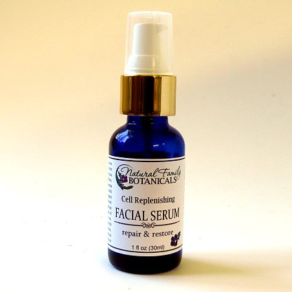 High performance ingredients in our Cell Replenishing Facial Serum