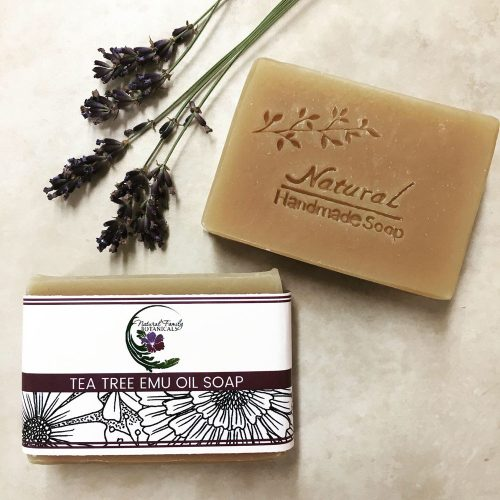 Tea Tree Emu Oil Soap