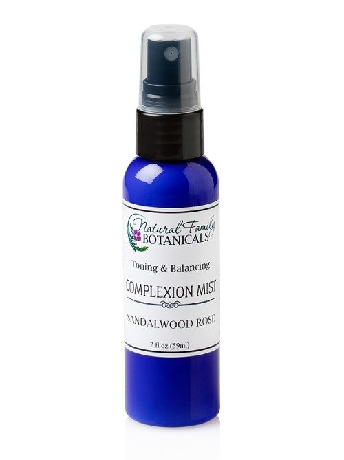 Aromatherapy Complexion Mist
