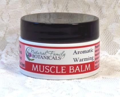 muscle balm, warming balm