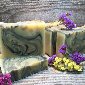 Handcrafted Exotic Patchouli Organic Soap