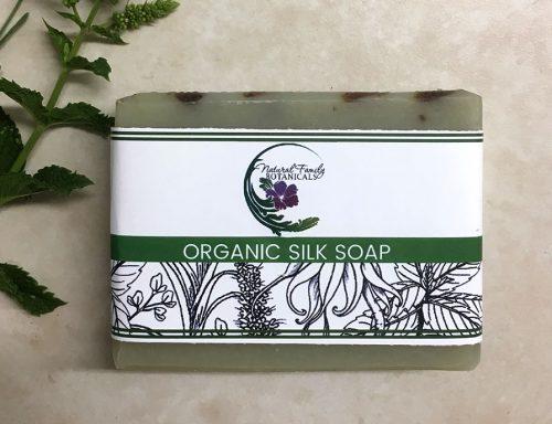 Peppermint Garden Organic Soap