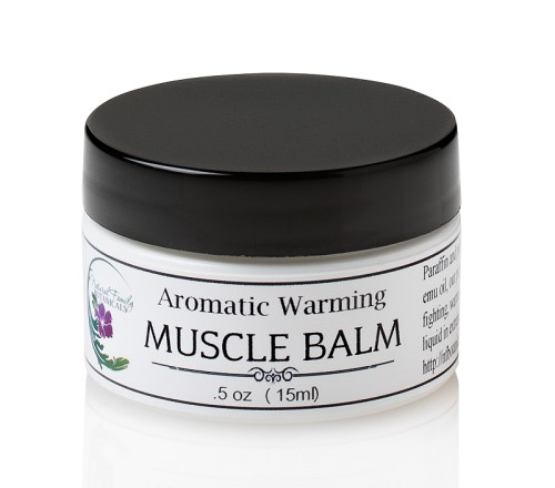For achy muscles, body, soothing relief