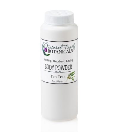 Herbal Body Powder