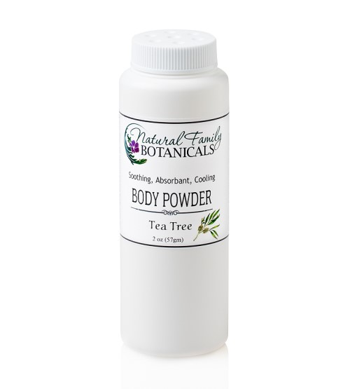 Herbal Body Powder