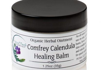 Comfrey Calendula Healing Balm