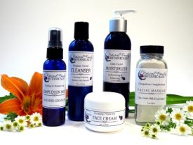 Natural Skin Care Routine Collection