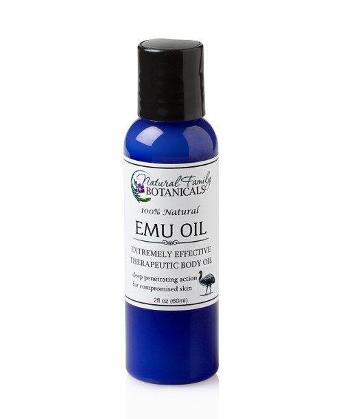 Therapeutic Emu Oil