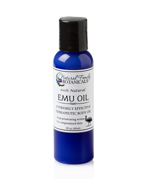 Therapeutic Emu Oil