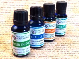 Aromatherapy Quality Essential Oils