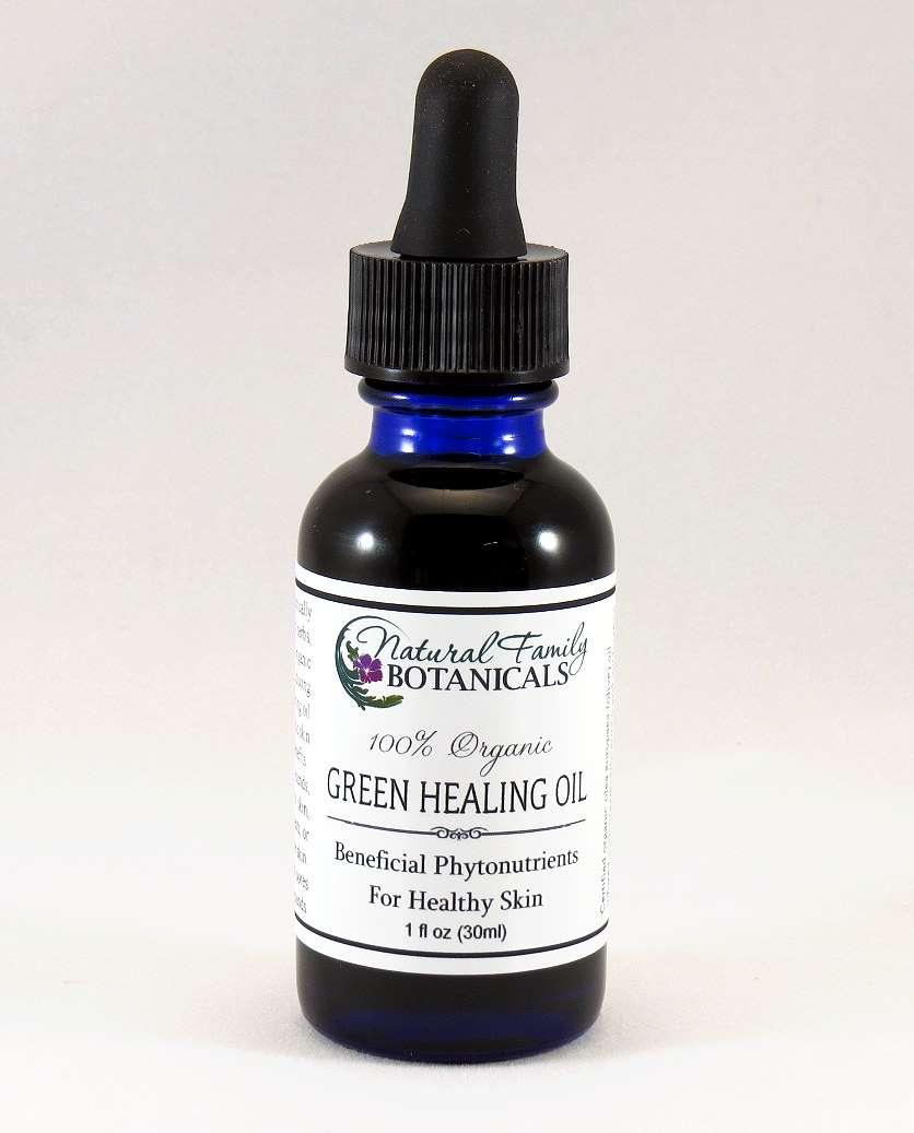 Green Healing Oil