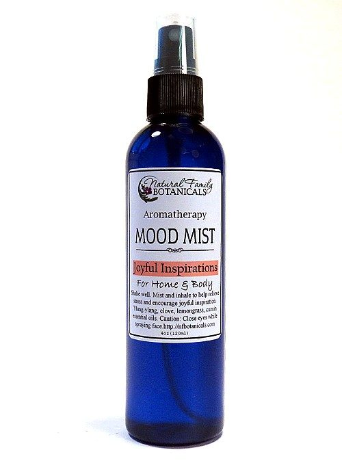 Mood Mist Joyful Inspirations