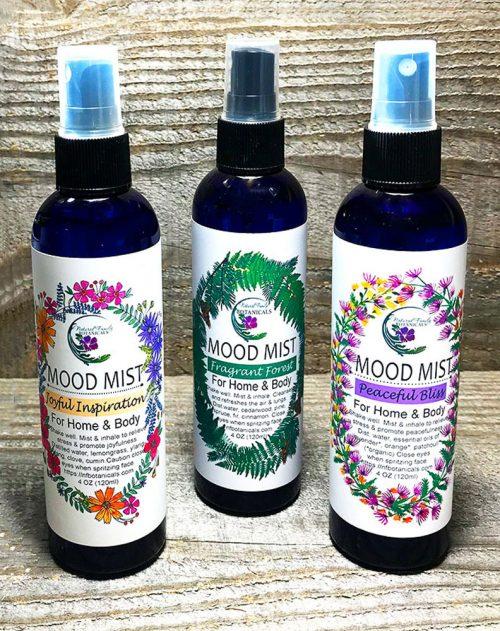 Aromatherapy Mood Mists