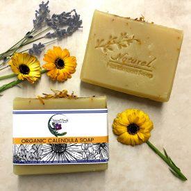 Calendula Lavender Organic Soap
