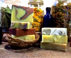 handcrafted artisan organic soap