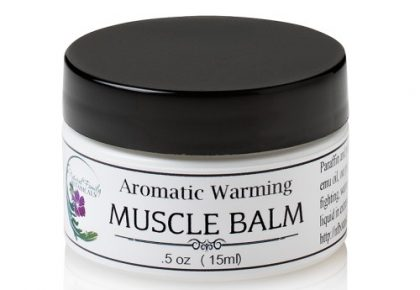 Aromatic Muscle Balm Aromatherapy Essential Oils