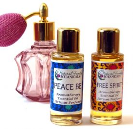 Aromatherapy Perfume Blends