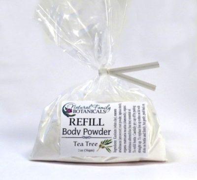 Body Powder Refill