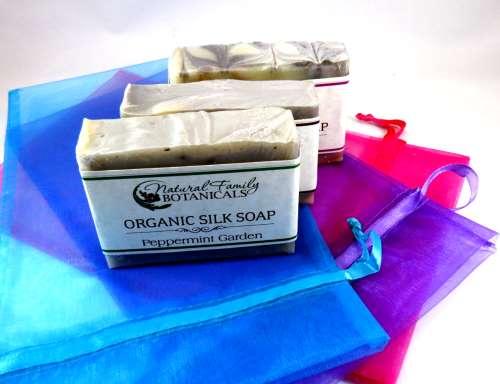 Organic Soap Gift Set