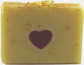 Calendula Orange Love Organic Soap