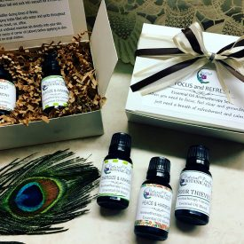 Essential Oils Gift Set