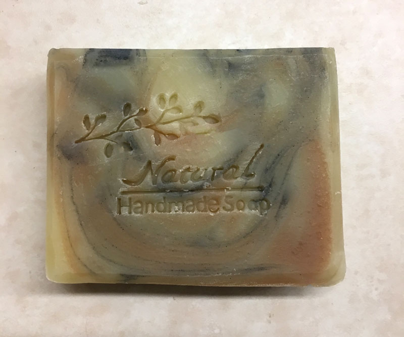 Exotic Patchouli Organic Soap