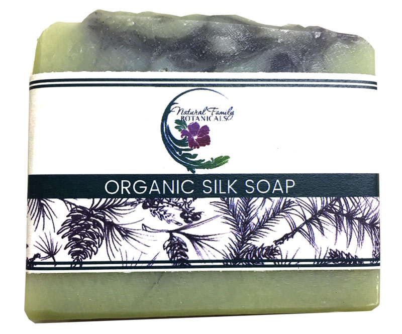 Fragrant Forest Organic Soap