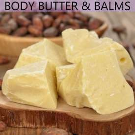 Body Butters & Balms