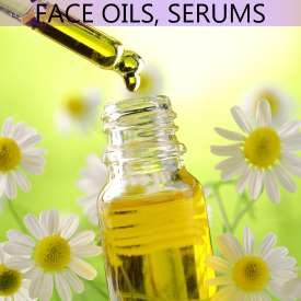 Face Oils and Serums