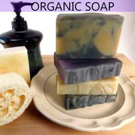 Organic Handcrafted Soap