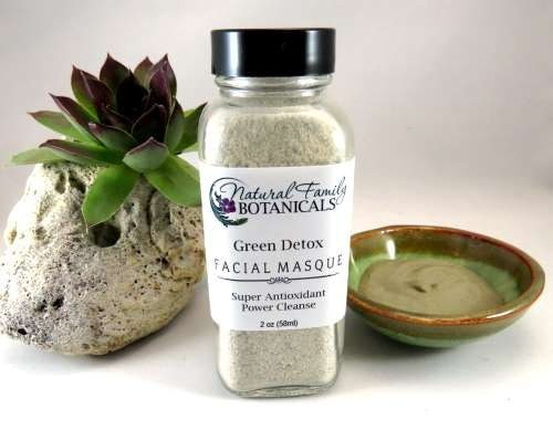 Green Detox Facial Masque