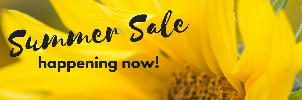 Summer Sale Now