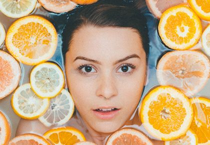 Vitamin C Serum Can Help Fade Age Spots