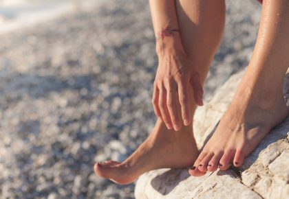 Natural Treatment for Toenail and Foot Problems