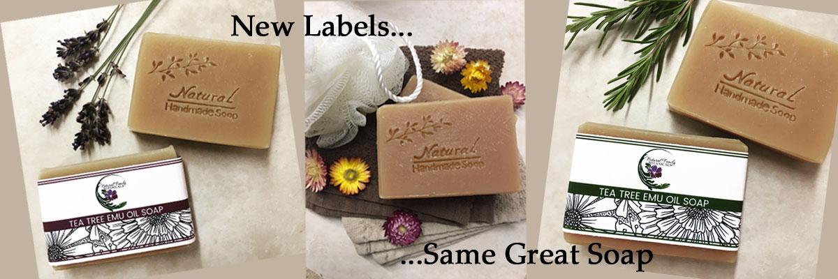 New Soap Label Art