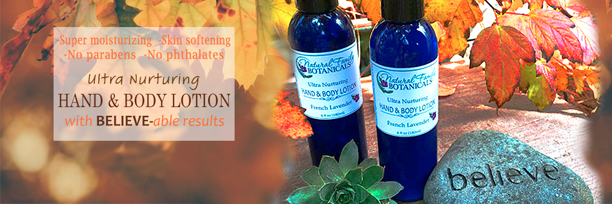 Organic Cocoa Butter Hand and Body Lotion
