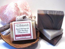 Shea Butter Silk Soap