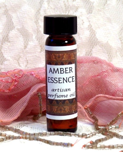 Amber Essence Perfume Oil