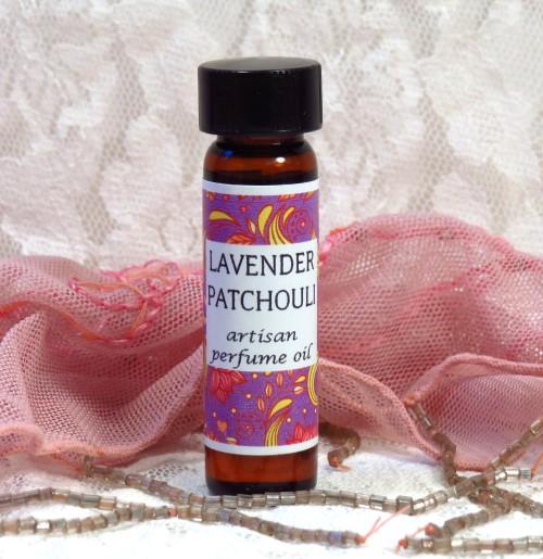 Lavender Patchouli Perfume Oil