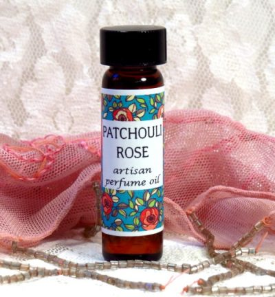 Patchouli Rose Perfume Oil